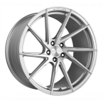 STANCE SF01 LEFT ROTARY FORGED BRUSH SILVER(AR00931)