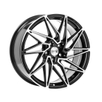 1AV ZX10 BLACK & POLISHED(818BLNK40ZX10BP405108)