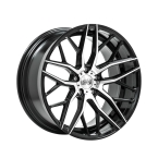 1AV ZX11 BLACK & POLISHED(8520BLNK25ZX11BP255108)