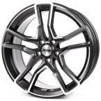 PLATIN P 79 GREY POLISHED//FRONTPOLIERT(60JET80740)