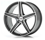 PLATIN P 85 GREY POLISHED//FRONTPOLIERT(60JET00957)