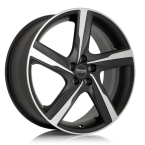 OCEAN WHEELS Orkan Black matt polish(OO768001)