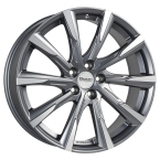 OCEAN WHEELS Mistral Antracit matt polish(OM1102003)