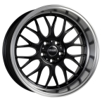 OCEAN WHEELS Super DTM Black polish lip(OSD694101BP)