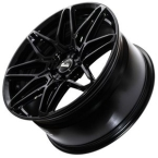 Imaz Wheels FF481 Black(157056)