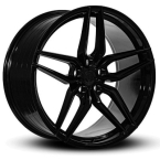 Imaz Wheels FF517 Black(157017)