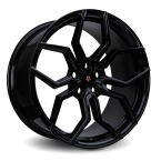 Imaz Wheels FF551 Black(156999)