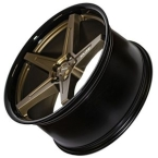 Imaz Wheels FF660 BRONZE BL-LIP(157038)