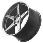 Imaz Wheels FF660 SILVER MA-LIP(156995)