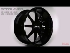 Imaz Wheels IM11 Black(157019)