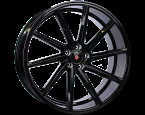 Imaz Wheels IM5L Matt Black(157024)
