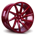 Imaz Wheels IM5R Candy Red(156990)