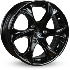 Keskin KT9 BLACK PAINTED BLACK PAINTED(4250084612422)