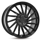 Keskin KT17 BLACK PAINTED BLACK PAINTED(4250084628041)