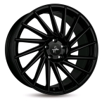 Keskin KT17 MATT BLACK PAINTED MATT BLACK PAINTED(4250084625491)