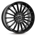 Keskin KT15 BLACK PAINTED BLACK PAINTED(4250084630242)