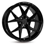 Keskin KT19 BLACK PAINTED BLACK PAINTED(4250084627594)