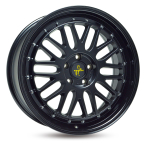 Keskin KT22 MATT BLACK PAINTED MATT BLACK PAINTED(4250084630570)