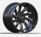 LC LC-OF 10 Gloss Black Milled(LCOF1020125139GBM44)