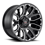 LC LC-OF 8 Gloss Black Milled(LCOF822955139GBM12)