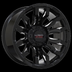 LC LC-OF 7 Gloss Black Milled(LCOF720105139GBM25)