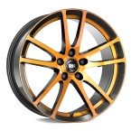 RH Alurad BO Flowforming color polished - orange(BO859535120D32)