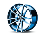 RH Alurad BO Flowforming color polished - blue(BO859535120D31)