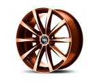 RH Alurad GT color polished - orange(GT902155513032)