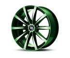 RH Alurad GT color polished - green(GT859545112G28)