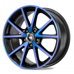RH Alurad DE Sports color polished - blue(DE807535108G31)