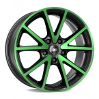 RH Alurad DE Sports color polished - green(DE807535108G28)