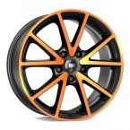 RH Alurad DE Sports color polished - orange(DE807535108G32)