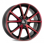 RH Alurad DE Sports color polished - red(DE807535108G30)