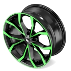 RH Alurad DF Energy color polished - green(DF706535112G28)