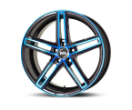 RH Alurad DG Evolution color polished - blue(DG859535112G31)