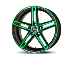 RH Alurad DG Evolution color polished - green(DG859535112G28)