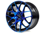 RH Alurad NBU Race color polished - blue(NBU807535100K31)