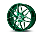 RH Alurad RB11 color polished - green(RB111022535114G28)