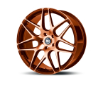 RH Alurad RB11 color polished - orange(RB111022535114G32)