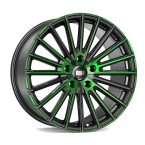 RH Alurad WM Flowforming color polished - green(WM807530120G28)