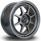 Rota Spec8 Steelgrey(HUNT7015C1P35PCSG0671)