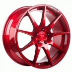 Z-Performance ZP.08 Deep Concave Candy Rød(ZP088519511245666CRED)