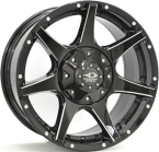 League M692 Gloss Black / Polished(ITV18906139E25ZP11M692)