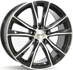 Monaco Mc6 Gloss Black / Polished(ITV17755112E45ZP66MC6)