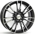 Monaco Mc8 Gloss Black / Polished(ITV18805120E30ZP72MC8)