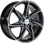 Ronal R51 Gloss Black / Polished(ITV15654108E42ZP76R51)
