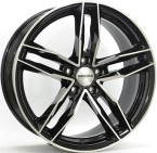 Monaco Rr8m Gloss Black / Polished(ITV17755114E40ZP73RR8M)
