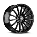 Versus 162 Sort(VS162 17X7.5 10X100/114.3 40 73.1 BLACK)