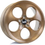 Bola B5 BRONZE BRUSHED POLISHED FACE(858C40BRBFBWB5-BOLA-40-5X98-8.5X18)