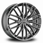 Oz Gran Turismo HLT STAR GRAPHITE DIAMOND LIP(W01C11001W4)